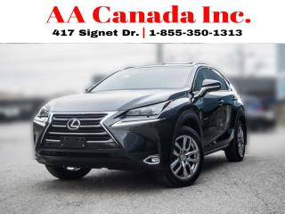 Used 2017 Lexus NX NX200T |LEATHER|NAVI|ROOF| for sale in Toronto, ON