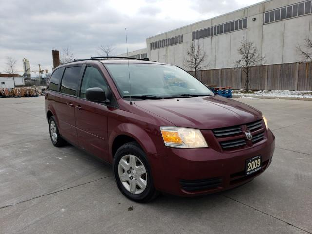 2009 Dodge Grand Caravan Stow and Go, Low km, warranty availabl
