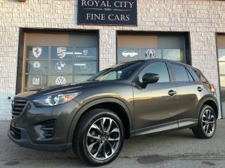 Used 2016 Mazda CX-5 GT AWD WINTER WHEELS PKGE Sunroof Loaded for sale in Guelph, ON