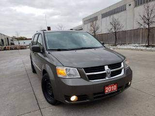 Used 2010 Dodge Grand Caravan SXT, Auto, 7 pass, 3/Y warranty availab for sale in Toronto, ON