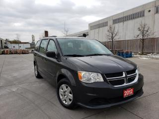 Used 2012 Dodge Grand Caravan 7 Pass, Auto, 3/Y warranty available. for sale in Toronto, ON