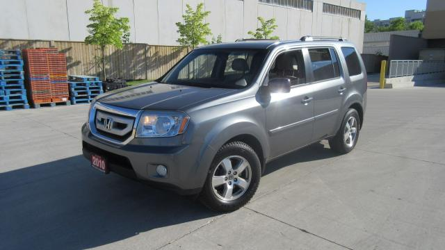 2010 Honda Pilot EX-L, 4WD, DVD, Leather, 3/Y warranty availabl