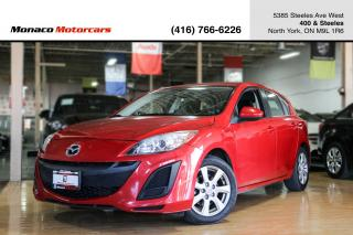 Used 2011 Mazda MAZDA3 HB SPORT AUTO GX - ONE OWNER|CLEAN CARFAX|ALLOYS for sale in North York, ON