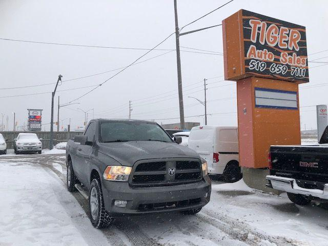 2010 Dodge Ram 1500 Sport**ONLY 109KMS**4X4**SINGLE CAB**CERTIFIED
