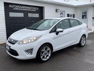 Used 2013 Ford Fiesta Titanium for sale in Kingston, ON