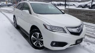 Used 2017 Acura RDX Elite Pkg Awd for sale in Toronto, ON