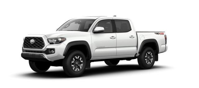 2020 Toyota Tacoma TRD Off-Road Premium