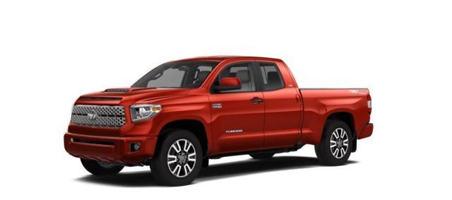 2020 Toyota Tundra TRD Sport Premium