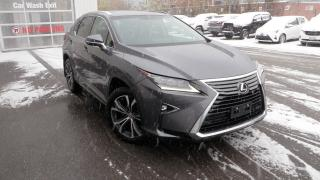 Used 2016 Lexus RX 350 NAV AWD 63000 NEW Luxury for sale in Toronto, ON