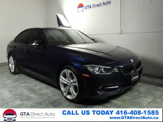 Used 2015 BMW 3 Series 328d xDrive Diesel Nav Sun Leather Sport Certified for sale in Toronto, ON