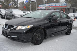 Used 2013 Honda Civic 4dr Auto EX for sale in Richmond Hill, ON