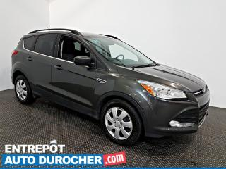 Used 2016 Ford Escape SE Automatique - AIR CLIMATISÉ - Sièges Chauffants for sale in Laval, QC