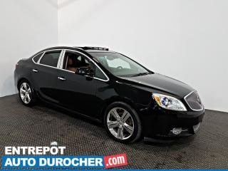 Used 2012 Buick Verano W/1SL TOIT OUVRANT - AIR CLIMATISÉ - Cuir for sale in Laval, QC