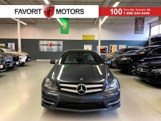Used 2013 Mercedes-Benz C-Class C 350 AMG 4MATIC *CERTIFIED!* |NAV|PANO ROOF| for sale in North York, ON
