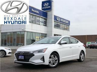 Used 2019 Hyundai Elantra PREFERRED AUTO for sale in Toronto, ON