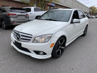 Used 2010 Mercedes-Benz C-Class 4dr Sdn 2.5L 4MATIC for sale in North York, ON