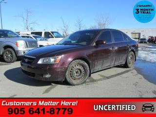Used 2006 Hyundai Sonata GL  4DR 3.3L AUTO (AS TRADED) for sale in St. Catharines, ON