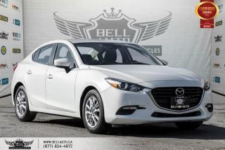 Used 2017 Mazda MAZDA3 GS, NO ACCIDENT, NAVI, BACK-UP CAM, BLIND SPOT, SENSORS for sale in Toronto, ON