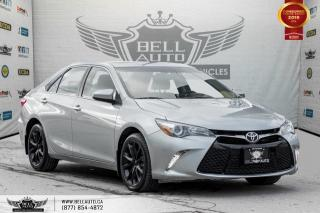Used 2015 Toyota Camry XLE, NAVI, BACK-UP CAM, LEATHER, BLINDSPOT for sale in Toronto, ON