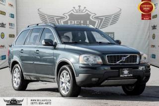 Used 2007 Volvo XC90 AWD, NO ACCIDENT, SUNROOF, LEATHER, HEATED SEATS for sale in Toronto, ON