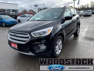 Used 2018 Ford Escape SEL  Leather, Panoramic Roof, Ford Smart and Safe for sale in Woodstock, ON