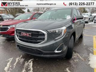 Used 2019 GMC Terrain SLE  SLE, AWD, SUNROOF, NAV, REAR CAM, ALLOYS, LOADED for sale in Ottawa, ON