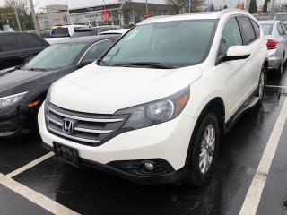 Used 2014 Honda CR-V EX for sale in Richmond, BC