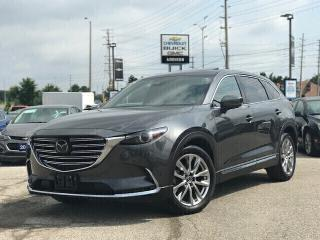 Used 2018 Mazda CX-9 GT Navi HUD Adaptive Cruise LOW KM  for sale in Mississauga, ON
