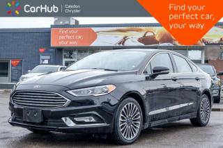 Used 2017 Ford Fusion SEL|AWD|Navi|Sunroof|Bluetooth|Backup Cam|Heated Front Seats|R-Start||17