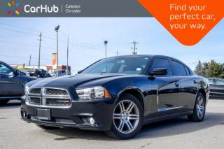 Used 2014 Dodge Charger SXT|Sunroof|Backup Cam|Bluetooth|Heated Front Seats|R-Start|18