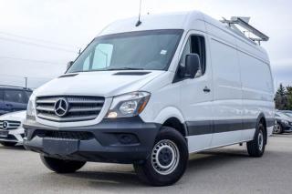 Used 2017 Mercedes-Benz Sprinter Cargo Vans 2500 V6 170