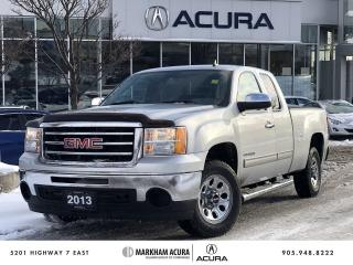 Used 2013 GMC Sierra 1500 WT Ext Cab Standard Box 2WD 1SA for sale in Markham, ON