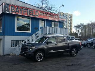 Used 2019 Toyota Tundra SR5 Plus Crew Max 4x4 TRD Sport **Sunroof/Navigation** for sale in Barrie, ON