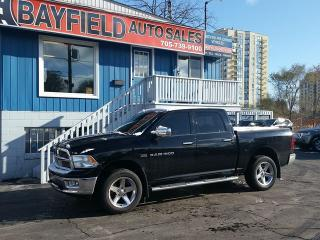 Used 2012 RAM 1500 Big Horn Crew Cab 4x4 **5.7L HEMI/Only 79k!** for sale in Barrie, ON