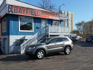 Used 2012 Jeep Grand Cherokee Laredo 4x4 **Only 25,700 original kilometres!!** for sale in Barrie, ON
