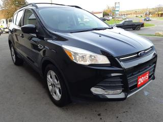 Used 2015 Ford Escape SE 1 OWNER,ACCIDENT FREE for sale in Hamilton, ON