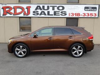 Used 2010 Toyota Venza ONLY 75000KM,4X4,V6, for sale in Hamilton, ON