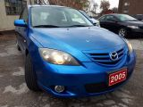 2005 Mazda MAZDA3 Sport GS,LOW KMS!!,Certified