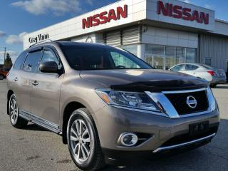 Used 2014 Nissan Pathfinder SL 4WD for sale in Cambridge, ON