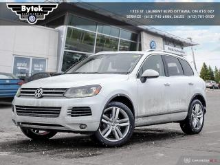 Used 2013 Volkswagen Touareg Highline 3.6L 8sp at Tip 4M for sale in Ottawa, ON