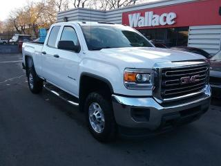 Used 2017 GMC Sierra 2500 HD Double Cab  4X4 for sale in Ottawa, ON
