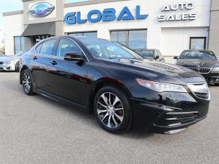 Used 2015 Acura TLX 8-Spd DCT w/Technology Package for sale in Ottawa, ON