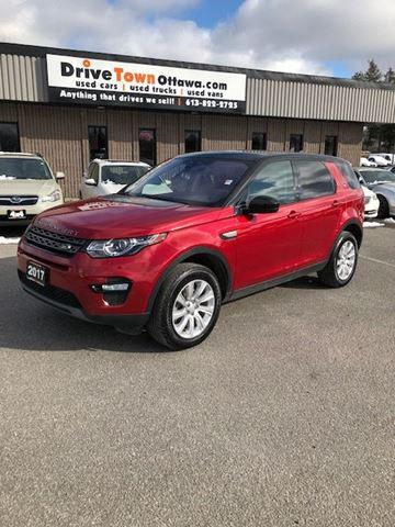 2017 Land Rover Discovery SPORT 4X4