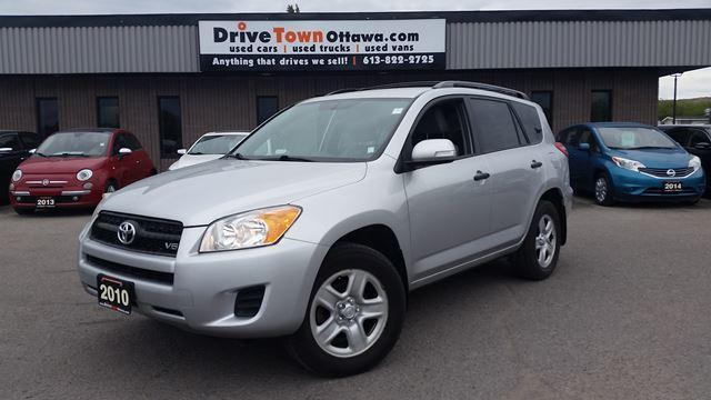 2010 Toyota RAV4 4X4 V6  **90 Days no Payments**