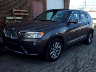 Used 2012 BMW X3 AWD 4dr 35i for sale in Kitchener, ON