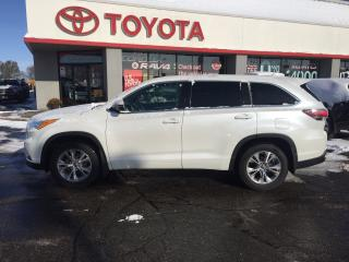 Used 2016 Toyota Highlander LE AWD for sale in Cambridge, ON
