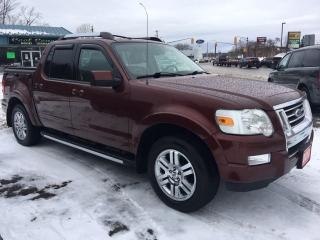 Used 2010 Ford Explorer Sport Trac LIMITED for sale in Orillia, ON