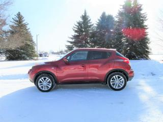 Used 2013 Nissan Juke SV AWD for sale in Thornton, ON