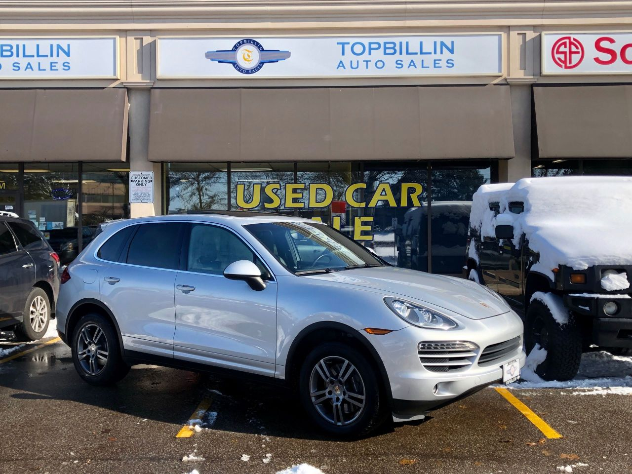 2014 Porsche Cayenne AWD, Panoramic Roof, Heated Steering