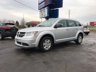 Used 2011 Dodge Journey Canada Value Pkg for sale in Brantford, ON